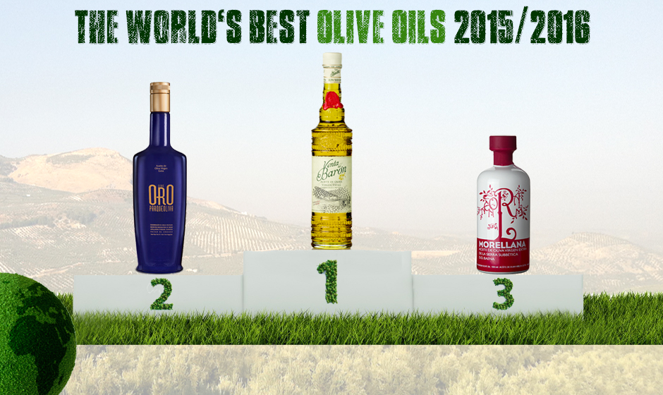 World's Best Extra Virgin Olive Oils