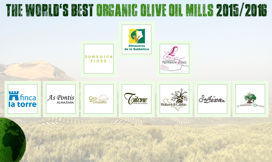 World's Best Organic Oil Mills