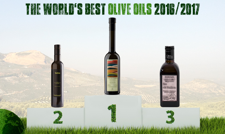RANKING OF THE WORLD'S BEST OLIVE OIL MILLS - ARCHIVE