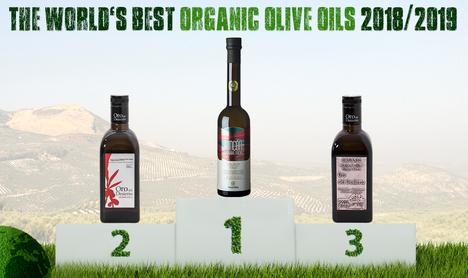World's Best Olive Oils 2018/2019 | The Extra Virgin Olive