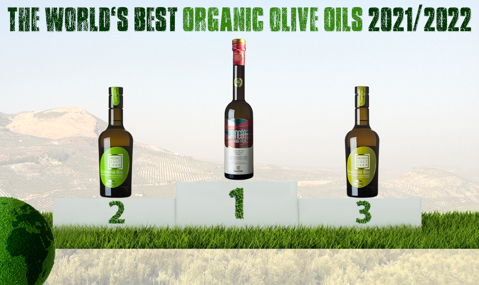 World's Best Organic Extra Virgin Olive Oils