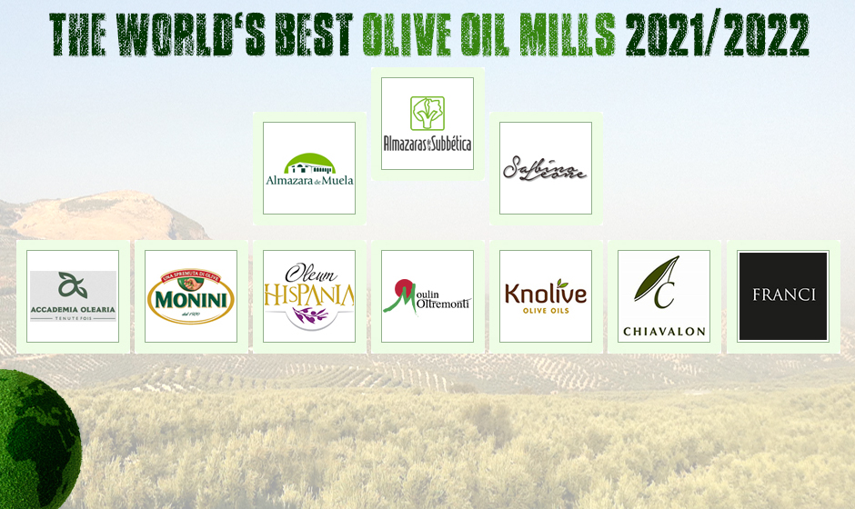 World's Best Olive Oil Mills